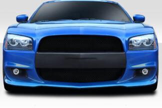 2006-2010 Dodge Charger Duraflex SRT2 Front Bumper Cover - 1 Piece