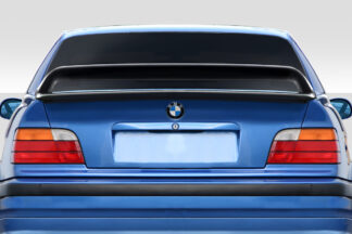 1992-1998 BMW 3 Series M3 E36 2DR Duraflex LTW Rear Wing Spoiler - 1 Piece