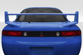 1991-1999 Mitsubishi 3000GT Dodge Stealth Duraflex Kaze Rear Wing Spoiler - 1 Piece