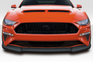 2018-2020 Ford Mustang Duraflex CVX Front Lip Spoiler - 1 Piece