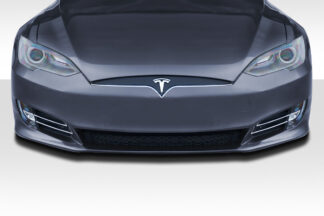 2012-2016.5 Tesla Model S Duraflex OEM Facelift Refresh Look Front Grille - 1 Piece