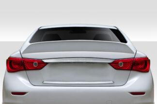2014-2020 Infiniti Q50 Duraflex Redline Rear Wing Spoiler - 1 Piece
