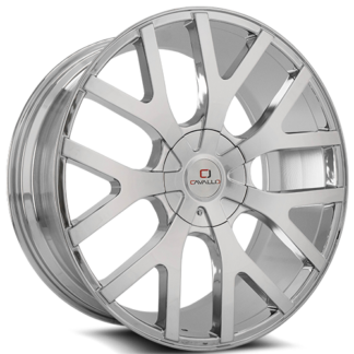Cavallo Wheels | CLV-15 Chrome