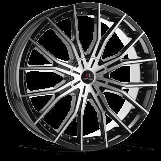 Cavallo Wheels | CLV-36 Gloss Black Machined