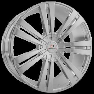 Cavallo Wheels | CLV-16 Chrome