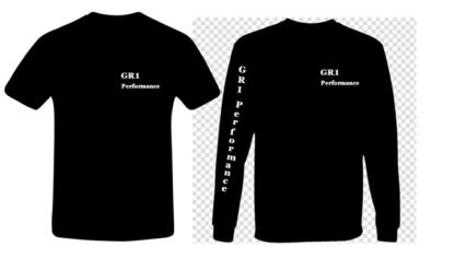 T-Shirt Long Short Sleeve