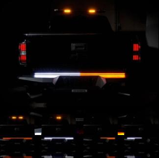 LED Tailgate Light Bars