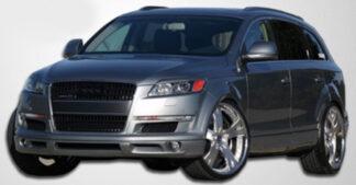 2007-2008 Audi Q7 T4L Duraflex CT-R Air Ducts - 1 Piece (S)