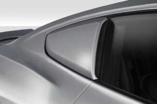 2005-2014 Ford Mustang Coupe Duraflex MPX Rear Window Scoops - 2 Piece