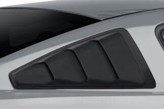 2015-2020 Ford Mustang Duraflex MPX Rear Window Scoops - 2 Piece