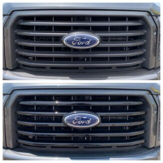 Overlay Grille   F150 Ford